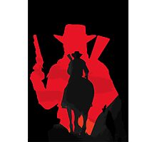 The Cowboy Photographic Print