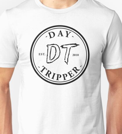 Day Tripper Stamp Unisex T-Shirt