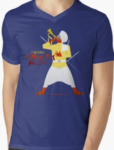 starring Hrundi V. Bakshi Mens V-Neck T-Shirt