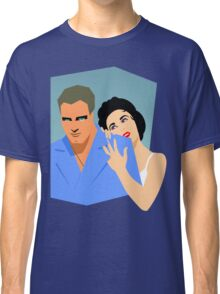 Cat on a hot tin roof Classic T-Shirt