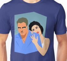 Cat on a hot tin roof Unisex T-Shirt