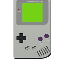 Retro Gameboy by Chillee Wilson by ChilleeWilson