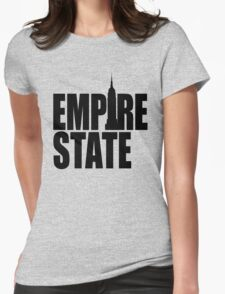 EMPIRE STATE - New York City Womens Fitted T-Shirt