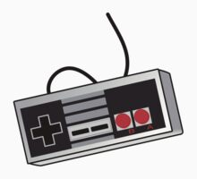 Retro Game Controller by Chillee Wilson by ChilleeWilson