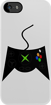 Retro Xbox Game Controller by Chillee Wilson by ChilleeWilson