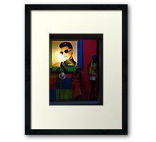 Showcase 27.08.2012 - Escaparate Framed Print