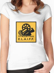 Nathan For You ELAIFF Women's Fitted Scoop T-Shirt