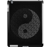 Tao - Ying and Yang iPad Case/Skin