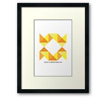 Design 178 Framed Print