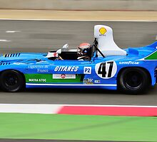 CER - Matra 670 C by Willie Jackson