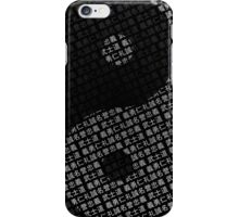 Tao - Ying and Yang iPhone Case/Skin
