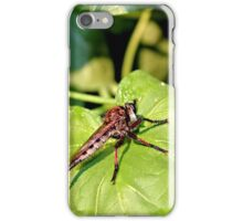 Don't Bug Me! iPhone Case/Skin