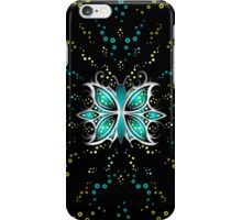 Butterfly Abstract iPhone Case/Skin