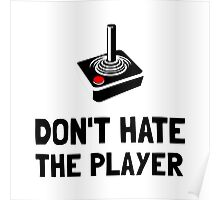 Hate Player Poster
