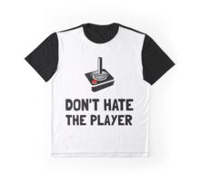Hate Player Graphic T-Shirt