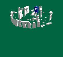 Stonehenge Tardis Unisex T-Shirt