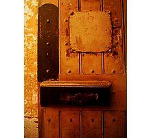 Ned's Door Photographic Print