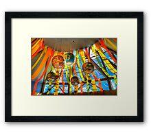 "EPCOT - ""The Land"" Pavilion Framed Print"