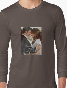 Caskett Wedding Long Sleeve T-Shirt