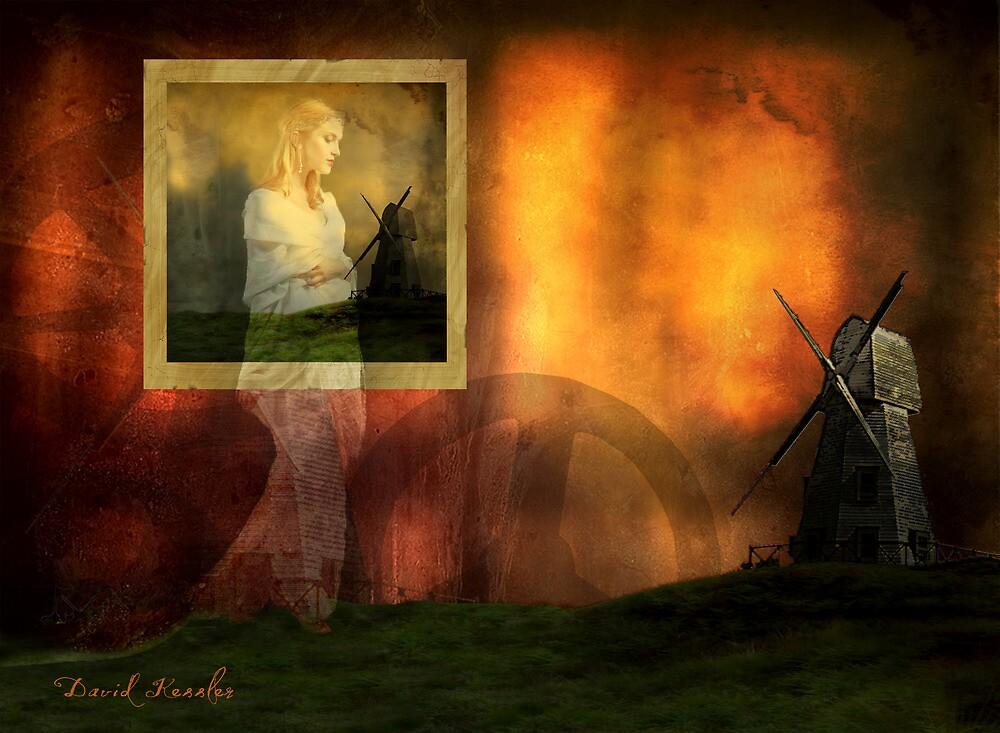 Windmills of your mind by David Kessler