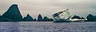 Iceberg & Rocks at Twillingate by Yukondick