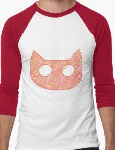 Kitty Men's Baseball ¾ T-Shirt