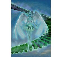 Angel of Heaven Photographic Print