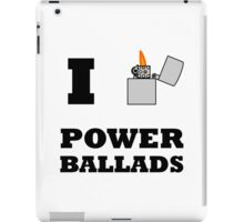 Lighter Ballads iPad Case/Skin