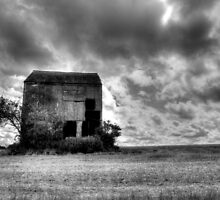 The Barn by Kim Slater