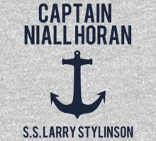 Captain Niall Horan by akucita