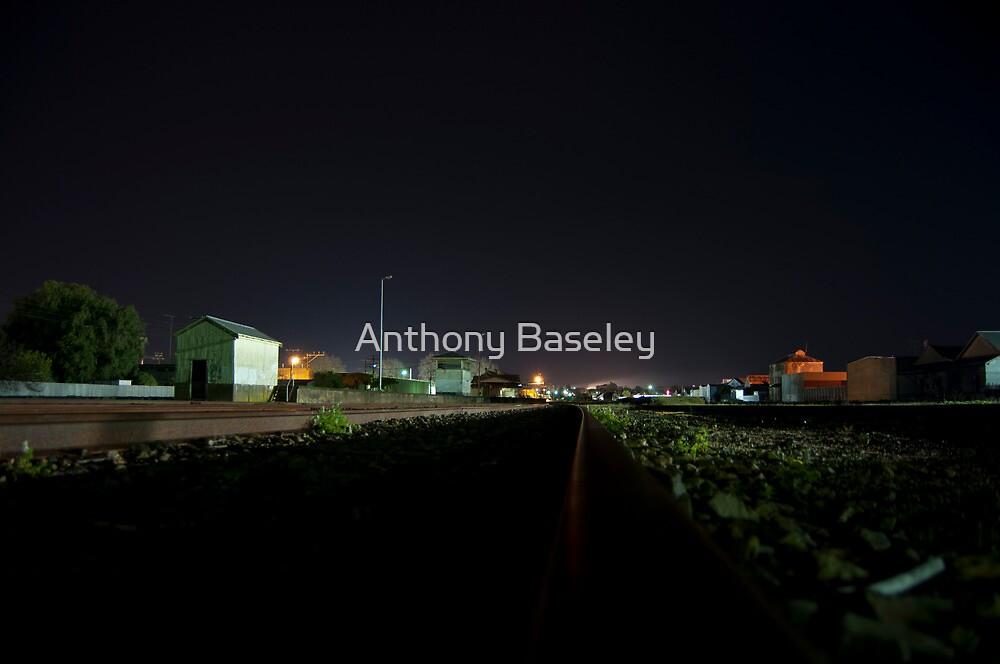 Night Walk 01 by Anthony Baseley