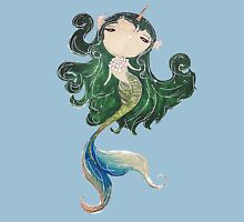 a lovely mermaid Unisex T-Shirt