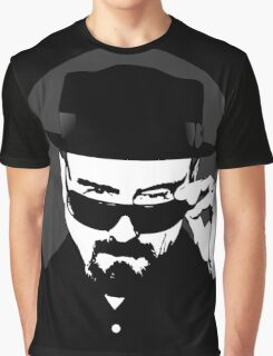 Heisenberg in his hat Graphic T-Shirt