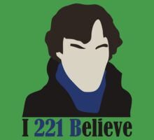 I 221 Believe Kids Clothes