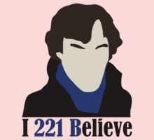 I 221 Believe Kids Tee