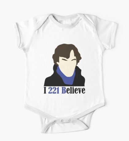 I 221 Believe One Piece - Short Sleeve