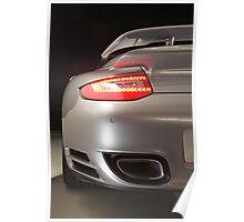 Porsche 911 Cabrio 3,8 Turbo Poster
