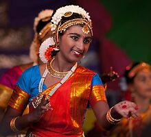 Bharatanatyam by David Harrison