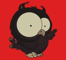 Little owl v2 Kids Tee