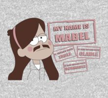 My Name Is Mabel by tomatosoupcan