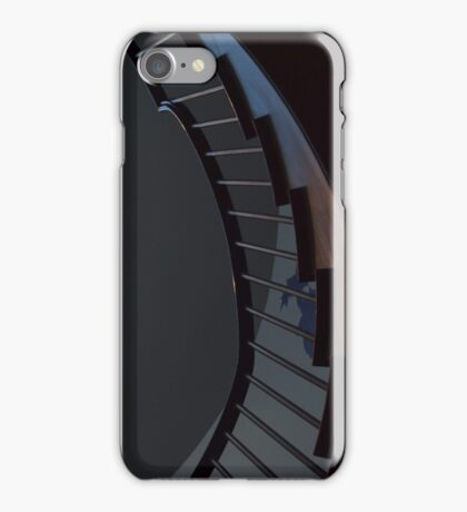 Stair Well Sky Light iPhone Case/Skin