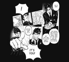 Manga Detective by japu