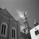 Cathedral of the Blessed Sacrament (Sacramento, California) by Rodney Johnson