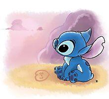 Stitch by Yaela Perk
