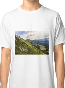 Majestic Mountains Classic T-Shirt