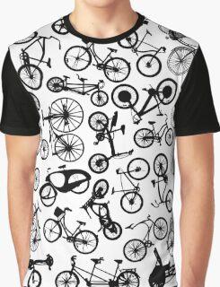 bike bikes Bicycle madness Graphic T-Shirt