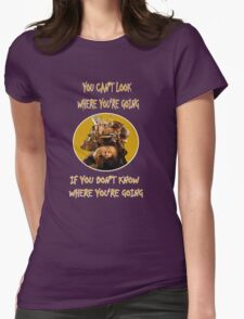 Labyrinth Junk Lady: Look Where You're Going! The Bag Lady T-Shirt