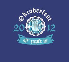 Oktoberfest 2012 O' zapft is Unisex T-Shirt