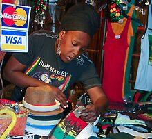 Rastafari Shopping by heatherfriedman