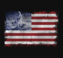 USA flag Neil by bomdesignz